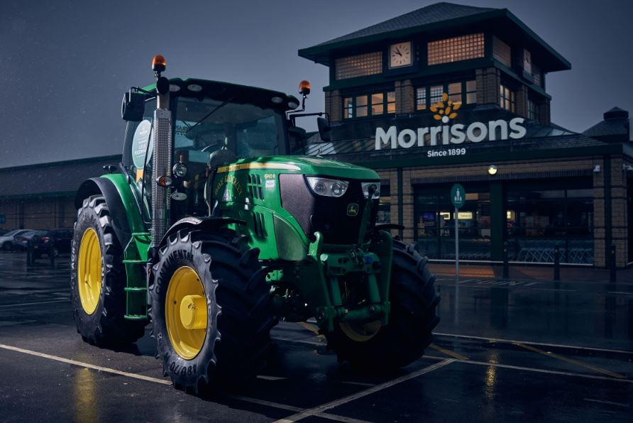 Morrisons announces new measures to support farmers during coronavirus pandemic