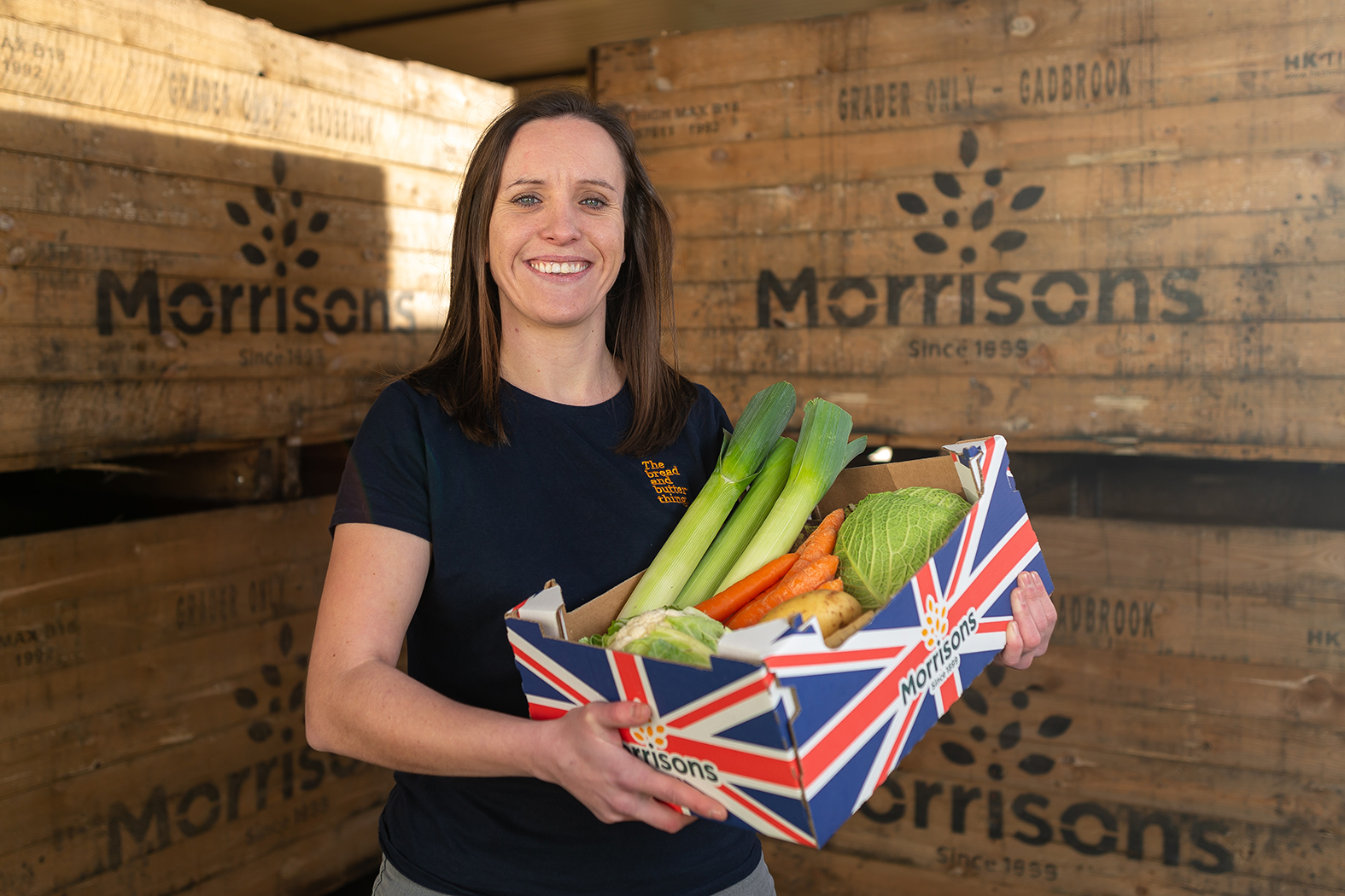 Morrisons to Provide Two Million Meals to Families in Need from Food-making Operations