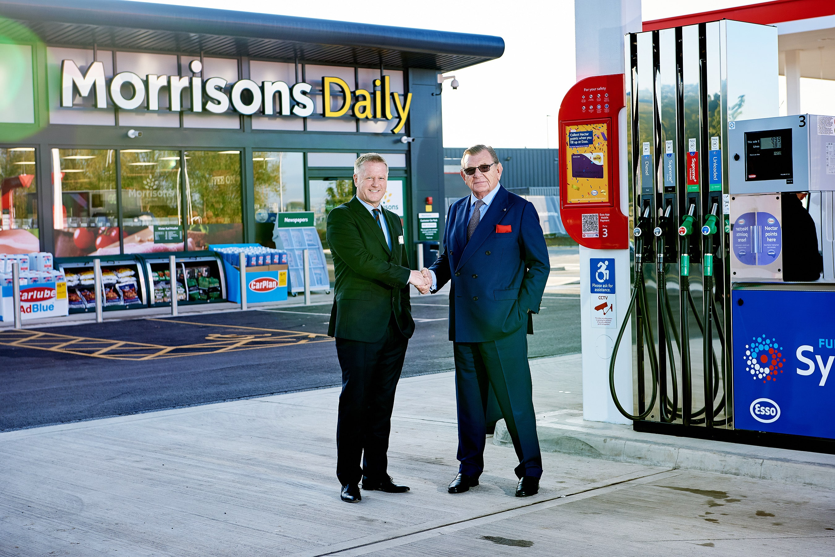 Morrisons and Rontec extend their partnership