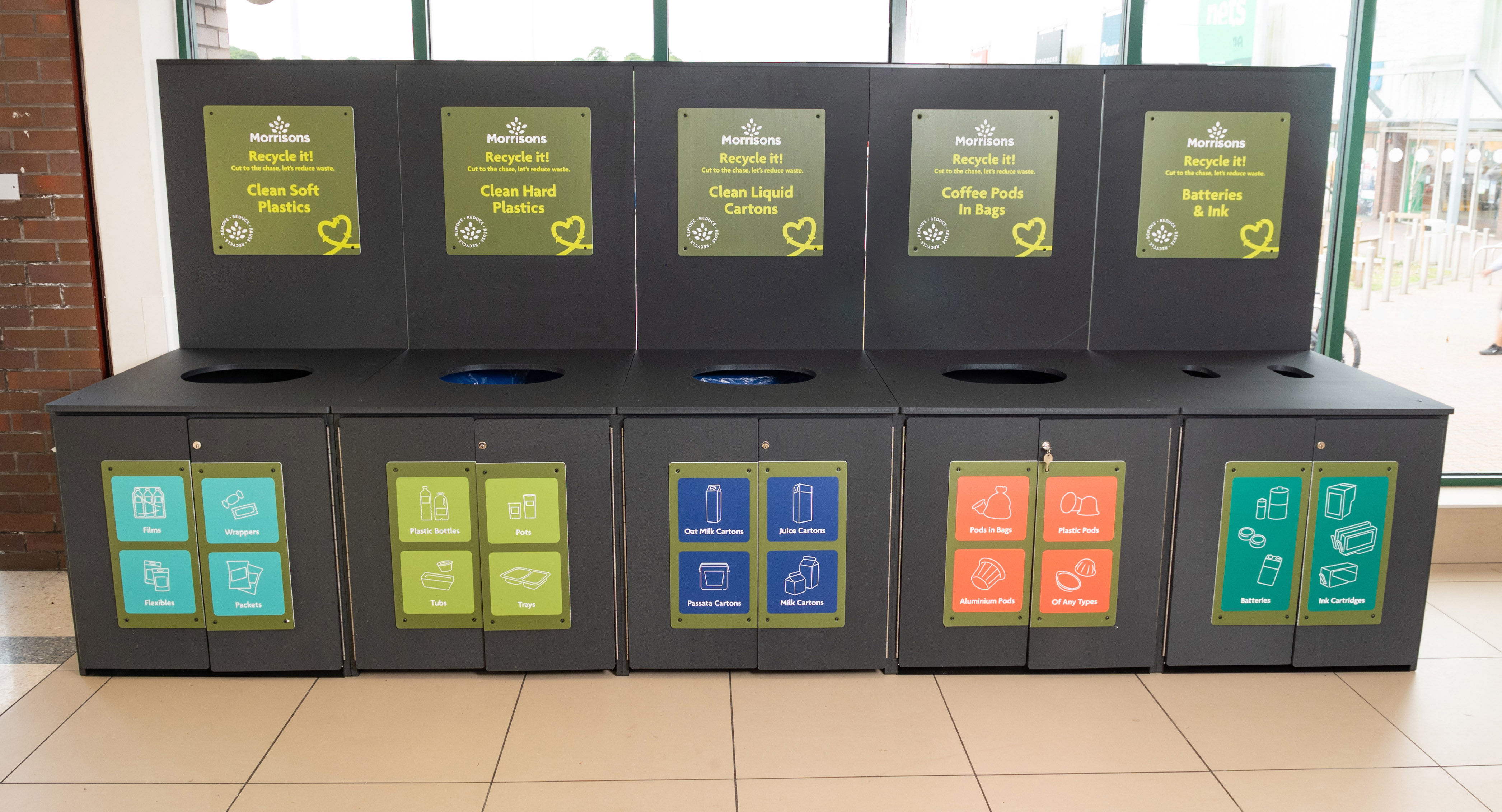 Morrisons Launches Move Towards UK's First 'Zero Waste' Stores